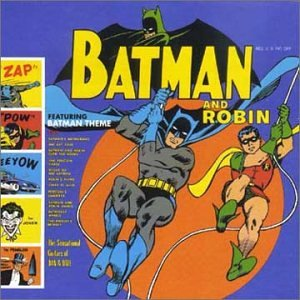 Batman Tv Series Soundtrack Nelson Riddle Does A Quot Real