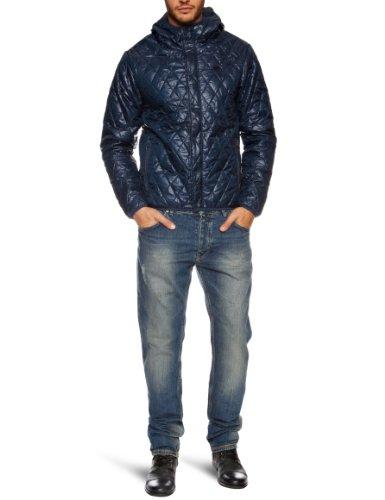 Voi Jeans Atom Men's Jacket Dressers Blue X Large