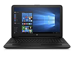 HP 15-BE001TU 15.6-inch Laptop (Pentium N3710/4GB/500GB/Windows 10 Home/Integrated Graphics), Jack Black