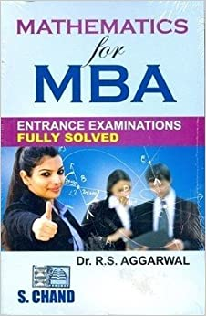 Mathematics for MBA Entrance Examinations (Fully Solved) 22 Edition price comparison at Flipkart, Amazon, Crossword, Uread, Bookadda, Landmark, Homeshop18