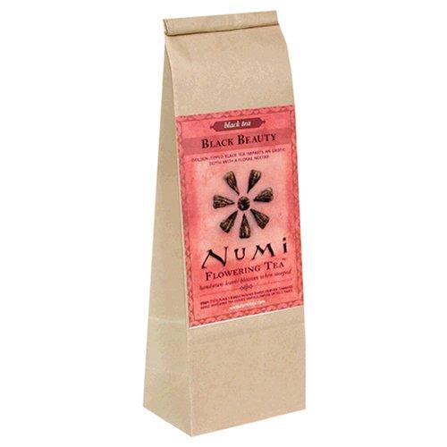 Buy Numi Tea Black Beauty, Yunnan Tips Flowering Loose Black Tea, 8-Ounce Bag (Numi, Health & Personal Care, Products, Food & Snacks, Beverages, Tea, Black Teas)