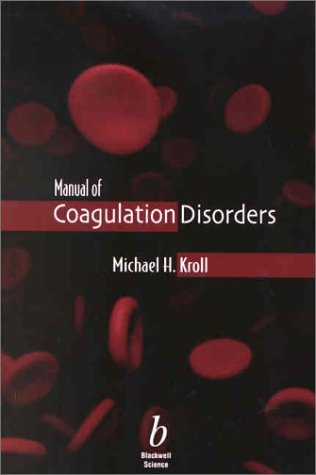Manual of Coagulation Disorders