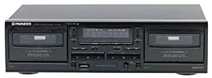 Pioneer CT-W205R Dual-Well Auto-Reverse Cassette Deck (Dolby B/C)