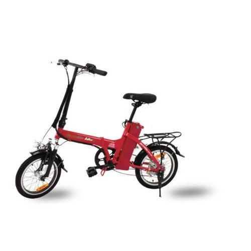Electrobike Alfa Electric Bike - Red