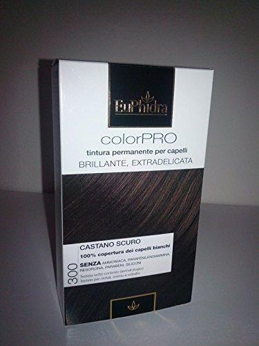 Tintura per capelli - CASTANO SCURO - EuPhidra