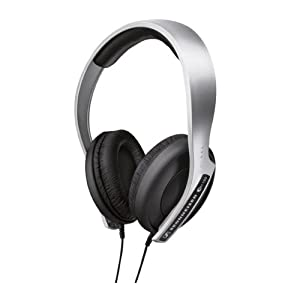 Sennheiser HD203 DJ-Style Closed Lightweight Headphones