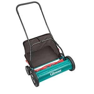Gilmour RM30 20-Inch Reel Mower with Grass Catcher
