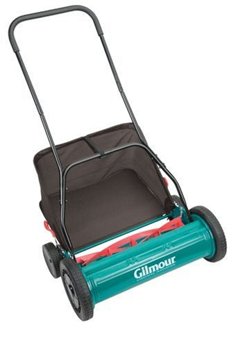 Gilmour RM30 20-Inch Reel Mower with Grass Catcher image