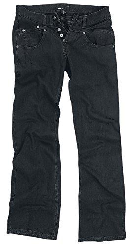 Forplay Stan Jeans nero W40L34