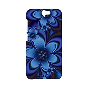 BLUEDIO Designer Printed Back case cover for HTC One A9 - G6447