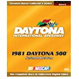 Cover art for  NASCAR: 1981 Daytona 500
