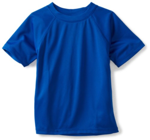 Kanu Surf Boys 2-7 Solid UV Rashguard Swim Tee