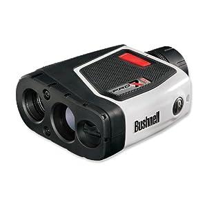 Bushnell Pro X7 Golf Laser Rangefinder with JOLT by Bushnell