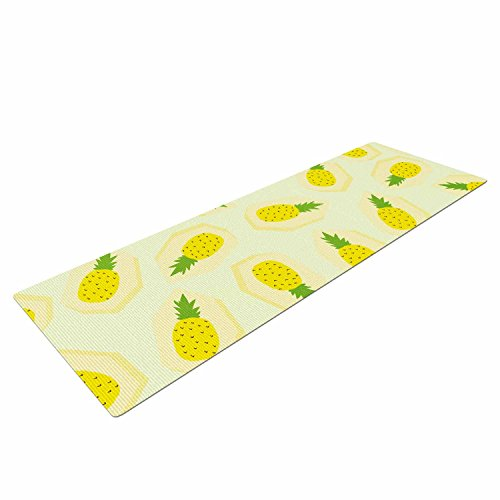 Top Best 5 Pineapple Yoga Mat For Sale 2016 : Product