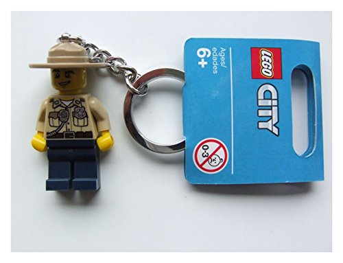 LEGO City 853463 Swamp Police Key Chain