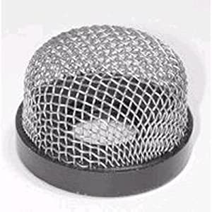 T H Marine AS2DP AERATOR FILTER STAINLESS STEEL WIRE MESH STRAINER [Misc.]