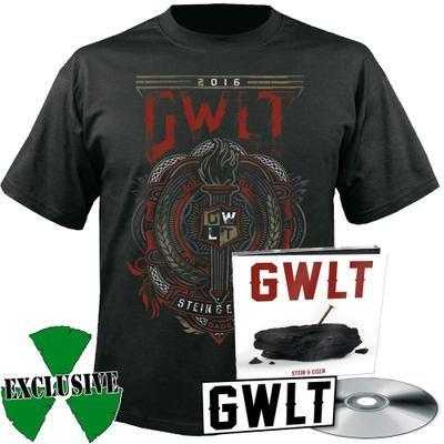 GWLT, Stein & Eisen CD-Digi + T-Shirt - CD-Digi + TS M