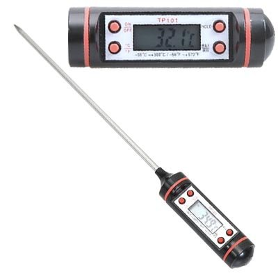 eSecure - Digital Cooking Probe Thermometer for