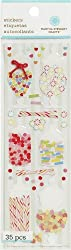 Martha Stewart Crafts Candy Jar Stickers