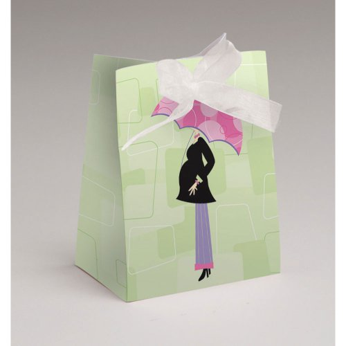 Mod Mom Baby Shower Mini Favor Bags 18ct