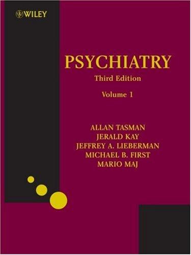 Psychiatry (Psychiatry (Tasman)) | Free Ebook