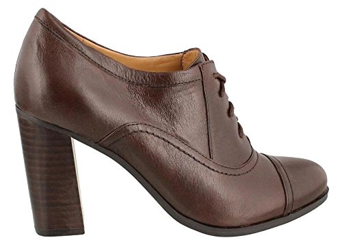 Nine West Women'S Nostalgia Leather Boot,Dark Brown,7.5 M Us