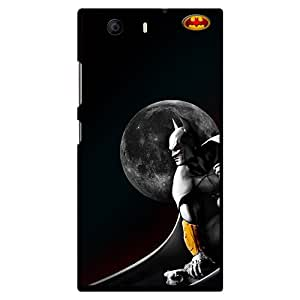 Micromax Canvas Nitro 2 printed back cover (2D)RK-AD017