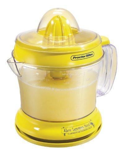 Proctor Silex 66331 Alex's Lemonade Stand Citrus Juicer, 34 oz by Proctor Silex (Alex Lemonade Stand compare prices)