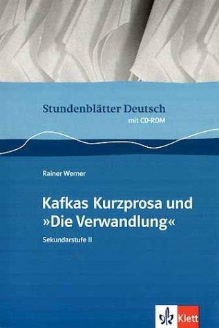 Stundenblätter Kafkas Kurzprosa und
