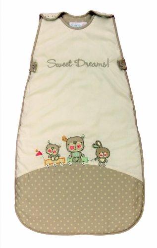 The Dream Bag Baby Sleeping Bag Sweet Dreams 18-36 Months 1.0 TOG - Beige - 1