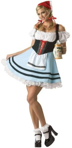 Gretel Elite Collection Adult Costume, As Shown, Women Large