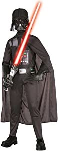 Star Wars Child's Darth Vader Costume from Rubies - Domestic