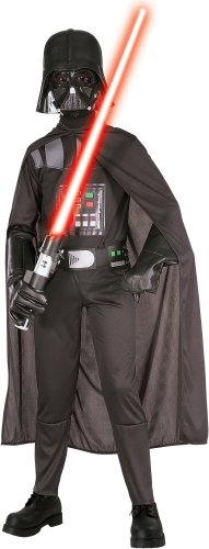 Star Wars Child's Darth Vader Costume, Medium