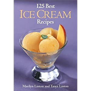 ice cream recipe books