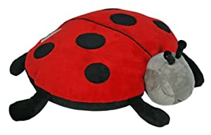 Cloud b Plush Aroma Pillow Sleep Aid, Twilight Ladybug