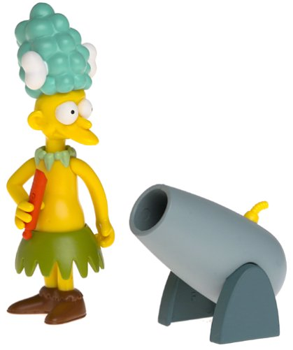 SIDESHOW MEL The Simpsons Series 5 World Of Springfield Interactive Action Figure - 1