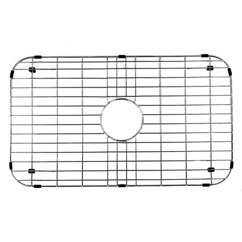 VIGO Stainless Steel Bottom Grid, 26-in. x 14 .375-in. (Vigo Stainless Steel Sink compare prices)