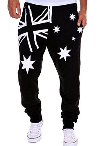 Faithtur -  Pantaloni  - skinny - Uomo Black Etichetta M