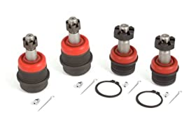 Alloy USA 11801 Upper & Lower Ball Joint Kit - 4 Pieces