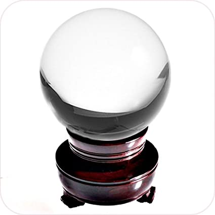 Amlong Crystal Clear Crystal Ball