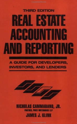 Real Estate Accounting and Reporting