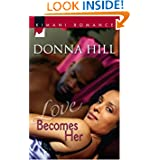 Love Becomes Her Kimani Romance