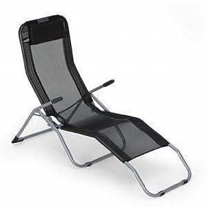 Li lo leisure siesta chaise longue jardin for Chaise longue siesta