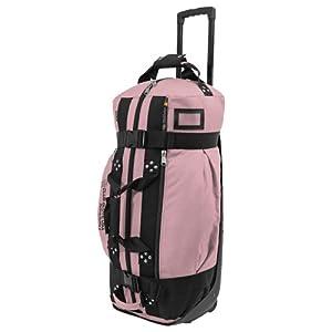 Club Glove Rolling Duffle II Bag : Pink Champagne by Club Glove
