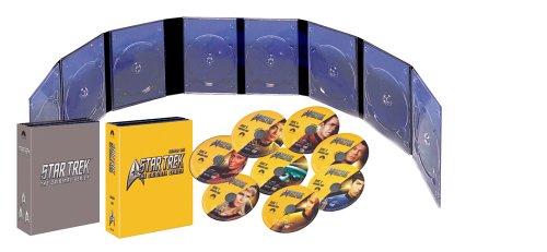 宇宙大作戦 DVDコンプリート・シーズン 1 コレクターズ・ボックス