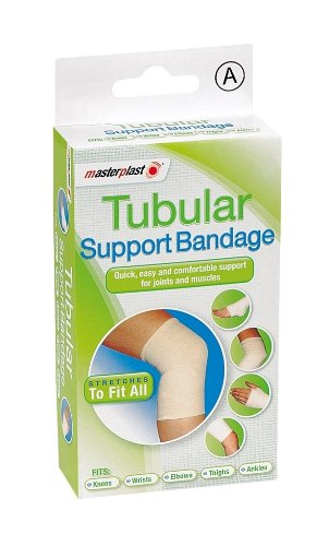 Tubular Support Bandage for painful muscles and joints