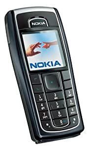 Nokia 6230 Handy graphit