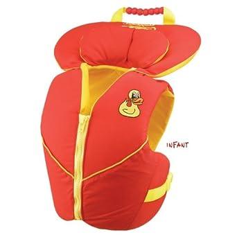Stohlquist Infant/Toddler Nemo Infant Personal Floatation Device, Blue, Infant
