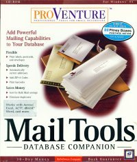 Mail Tools Database Companion (WIN)
