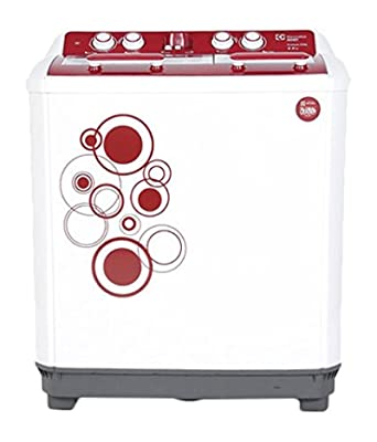 Electrolux WM ES80EEWH-CLS Semi-automatic Top-loading Washing Machine (8 Kg, White)